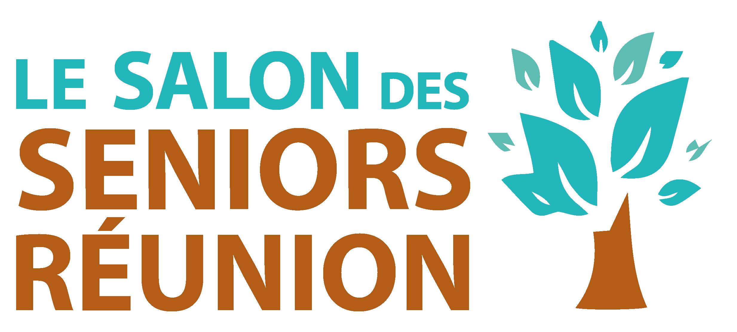 Logo Salon des Séniors Réunion